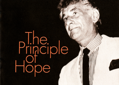The Principle of Hope, June 28, 1970